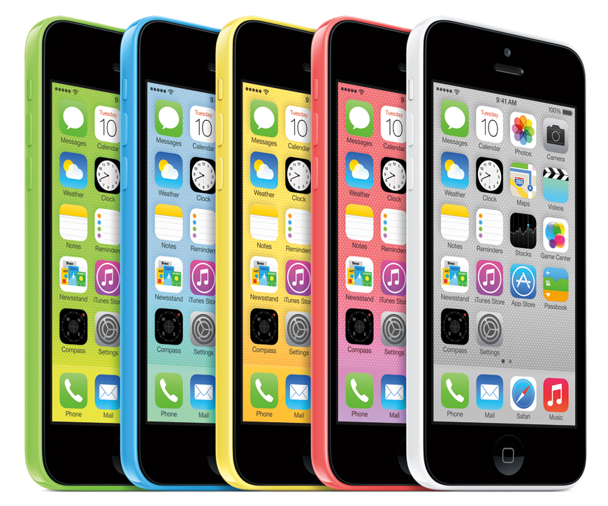 iPhone 5c Preorders
