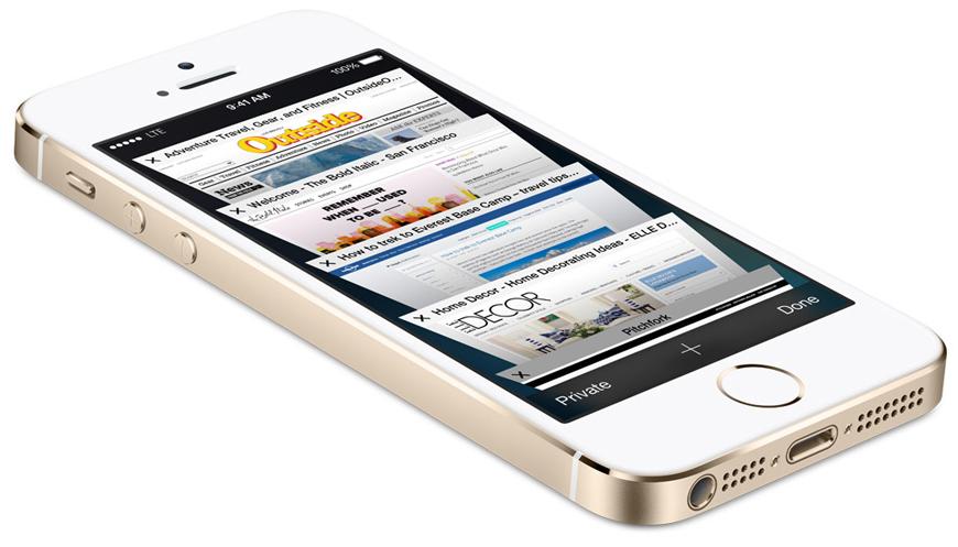 iPhone 5s Teardown Battery