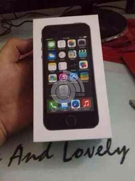 iPhone 5S Case 1