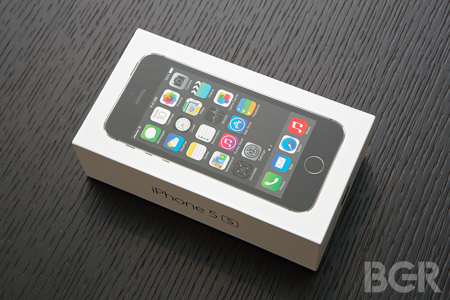iPhone 5s Giveaway