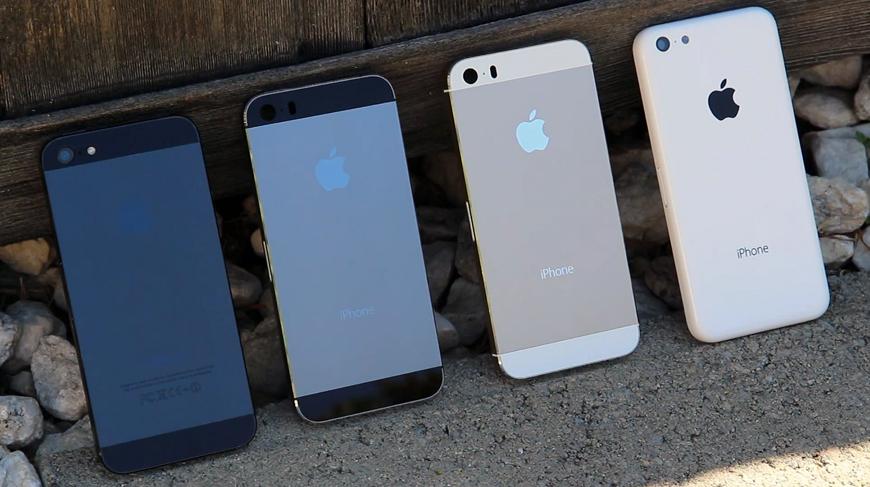 Apple iPhone 5s Sales