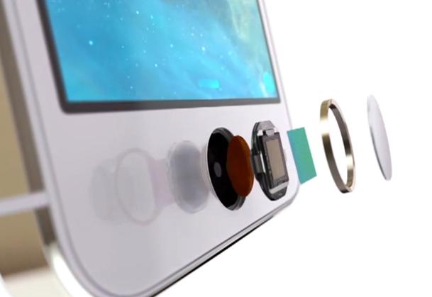 iPad 5 Fingerprint Scanner