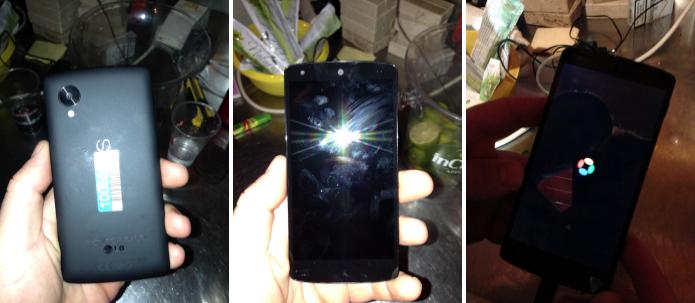 Nexus 5 Video