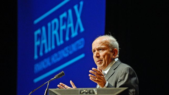 Fairfax BlackBerry Bid Analysis