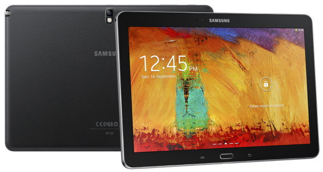 Galaxy Tab S Images and Specs