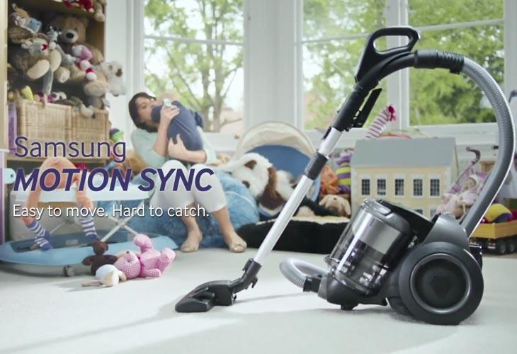 Samsung Vacuum Cleaner Patent Lawsuit