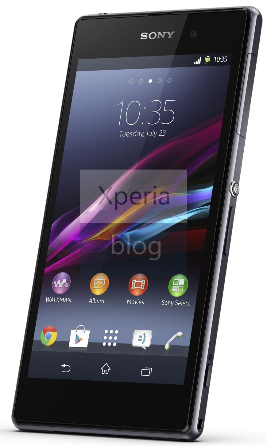 Sony Xperia Z1 Press 1