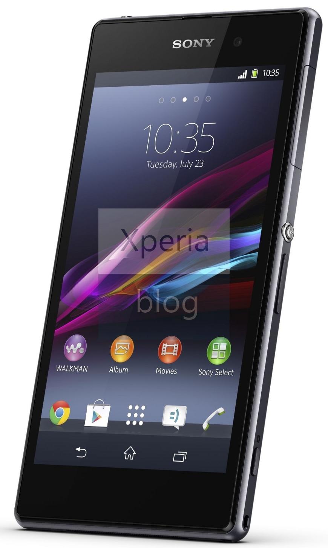 Sony Xperia Z1 Press 1