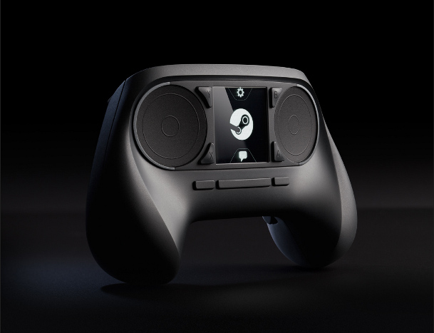 Valve Steam Controller Redesign
