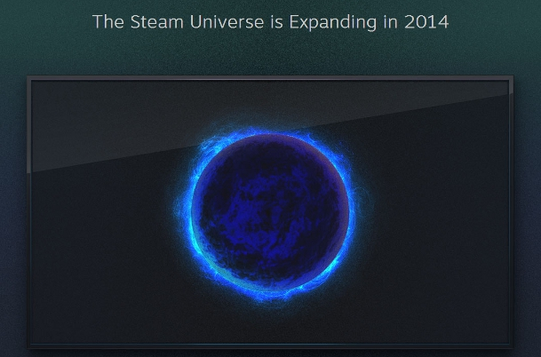 Valve Steam Box Console Teaser Site