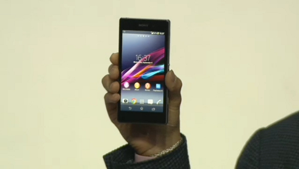 Sony Xperia Z1 Specs