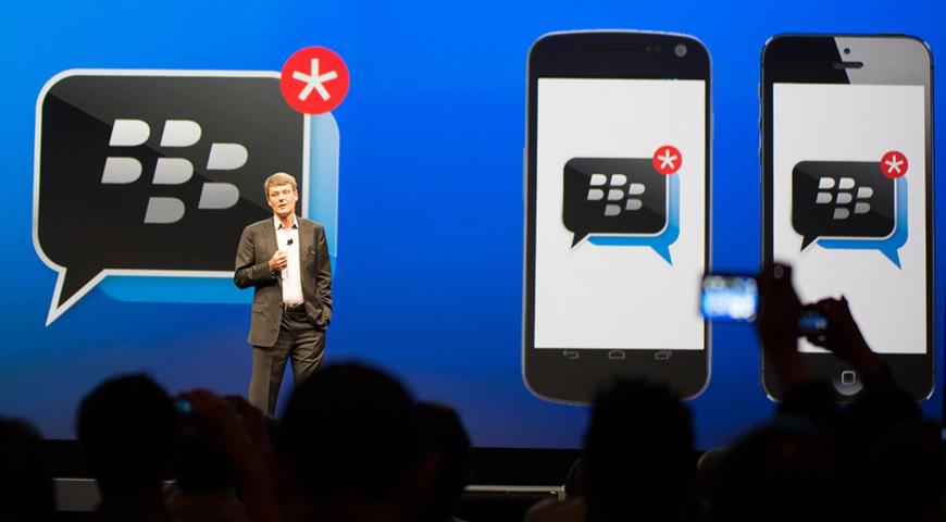 Facebook WhatsApp Deal BBM