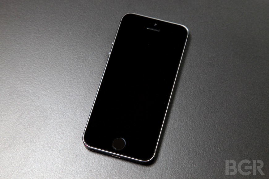 Apple iPhone 5s Sales November