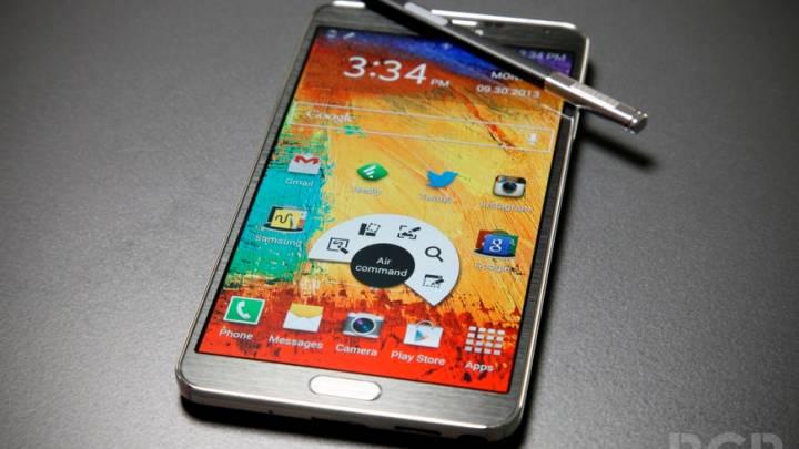 Samsung Enterprise Ranking