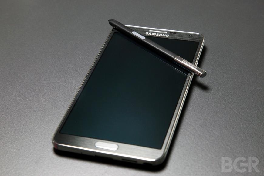 Samsung Benchmark Cheating Response