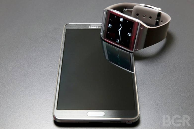 Samsung Galaxy Gear Compatibility Expanding