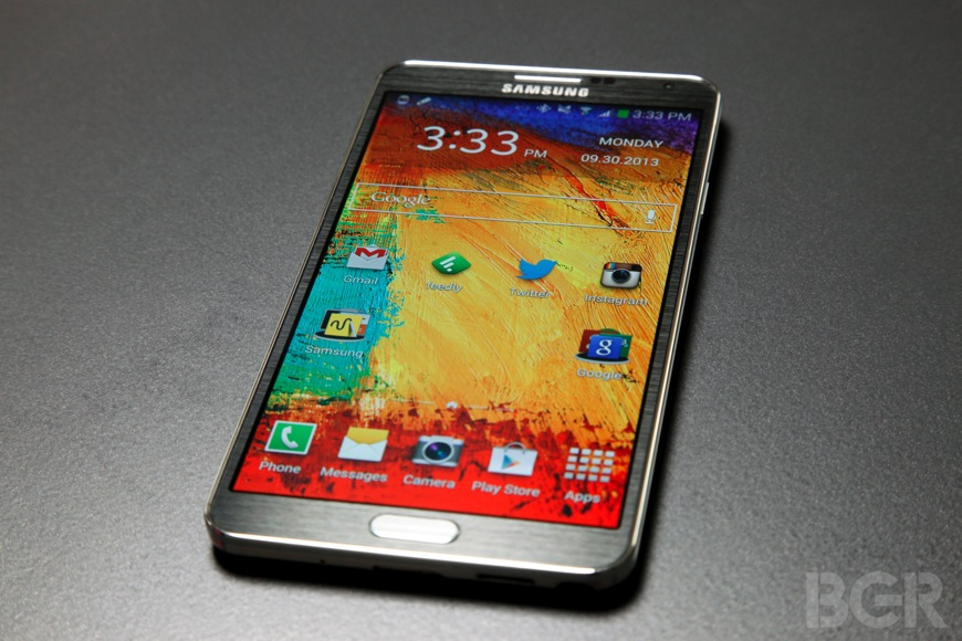 Samsung 64-bit Processor Details