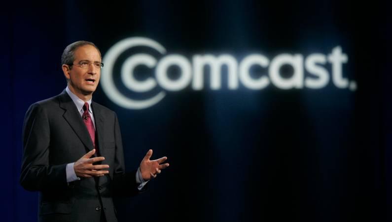 Comcast CEO Interview