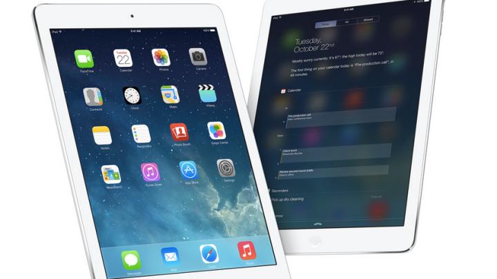 iPhone 6 iPad Sales