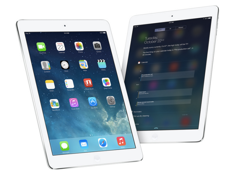 iPad Air Benchmark Performance