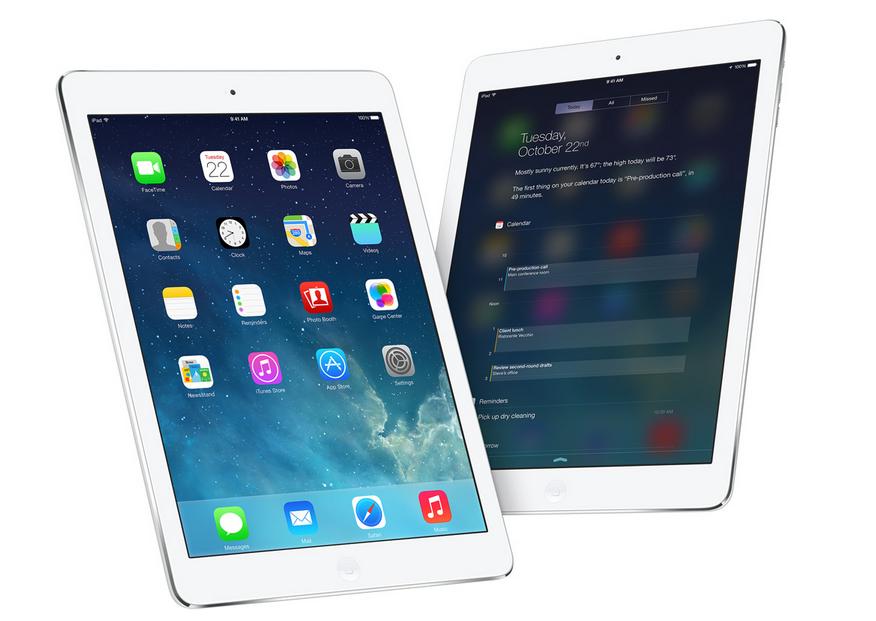 iPad Air Benchmark Performance