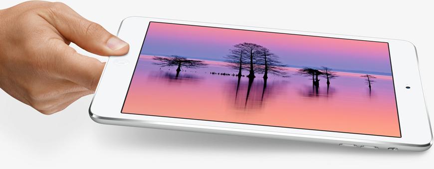 Retina iPad Mini Launch