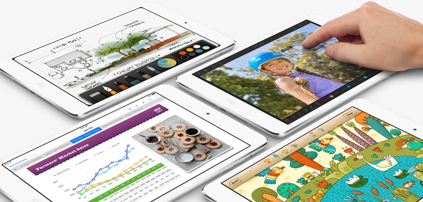 12.9-inch iPad Resolution