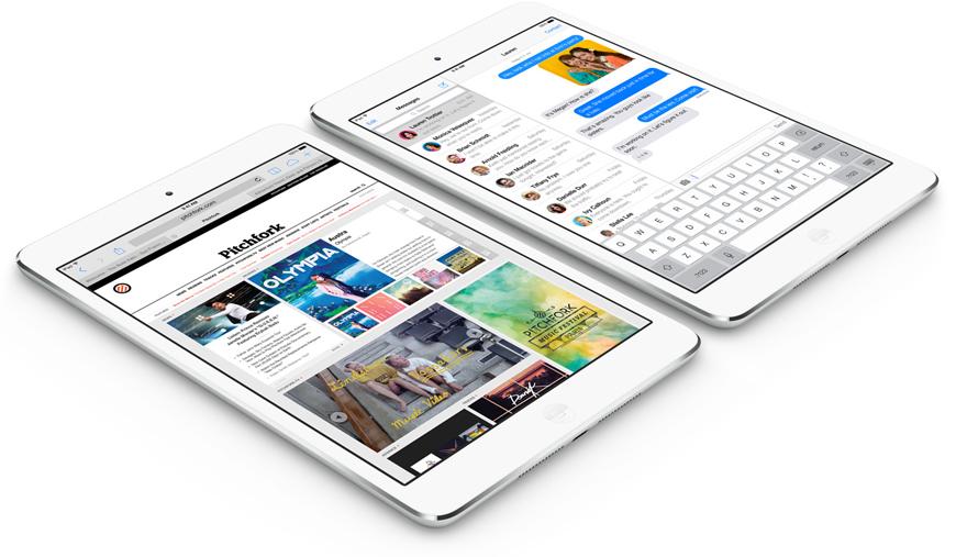 iPad Mini Retina Benchmarks