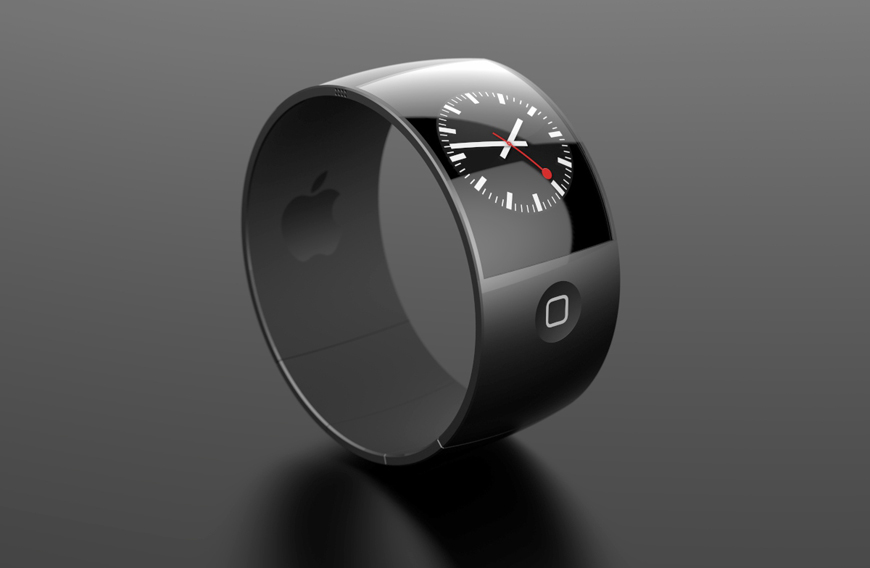 iWatch Leaked Pictures Components