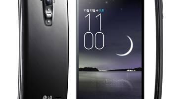 LG G Flex Display Bump Defect