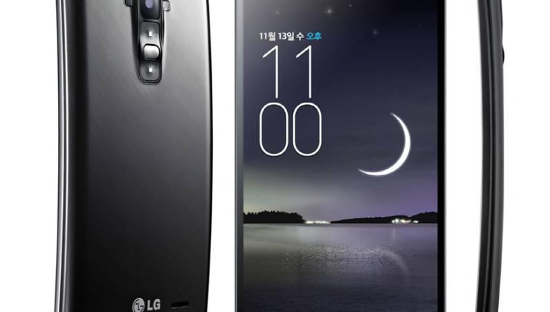 LG G Flex Release Date