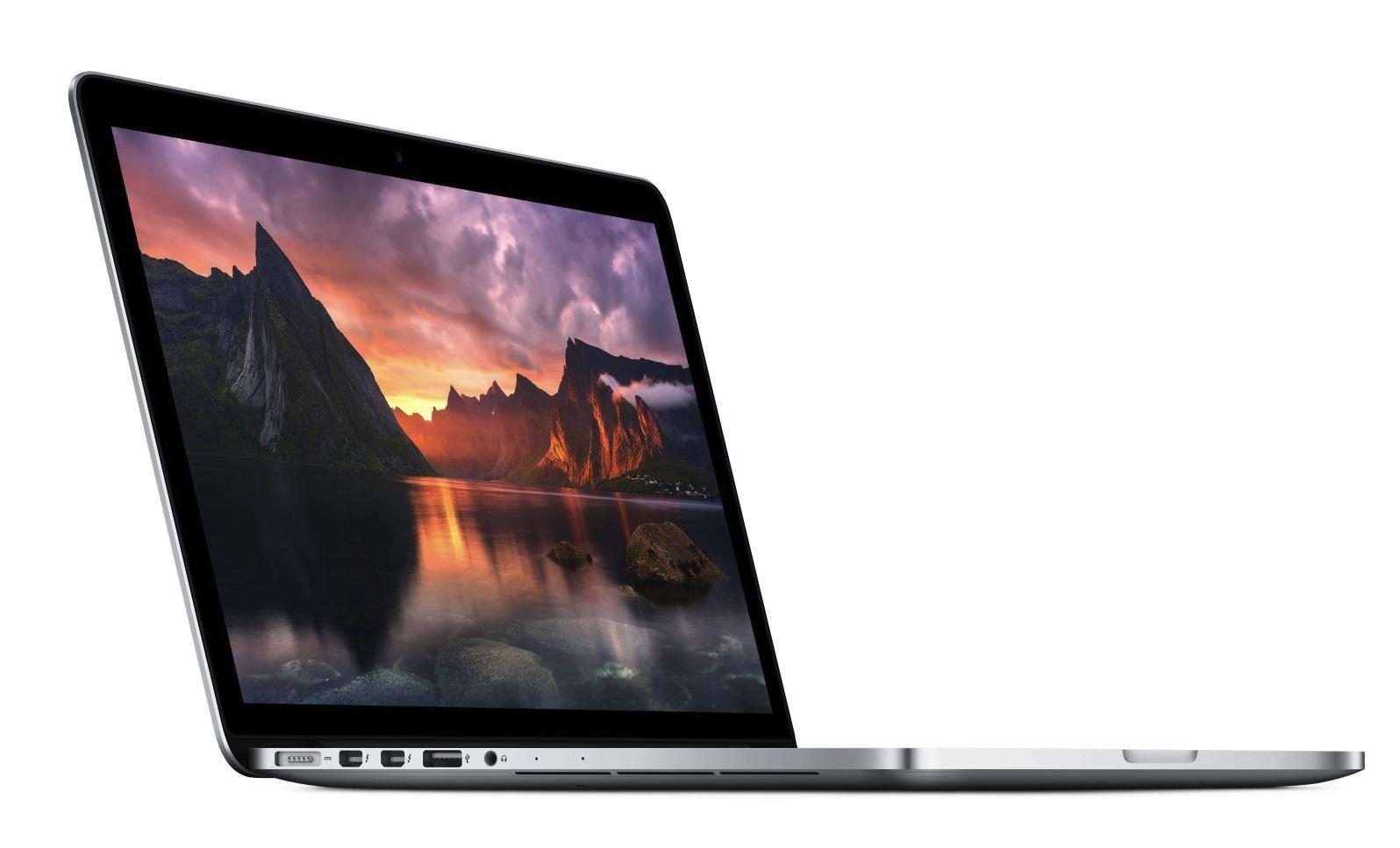Apple MacBook Pro 2013 Lineup Announced