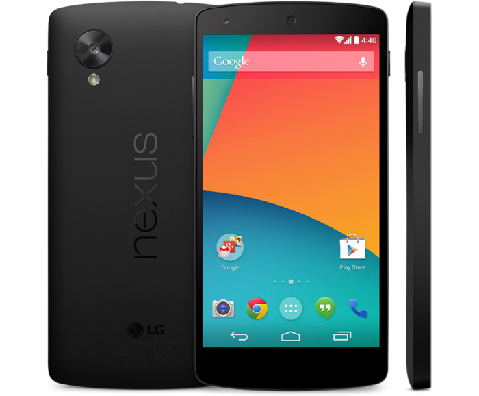 Nexus 5 Price