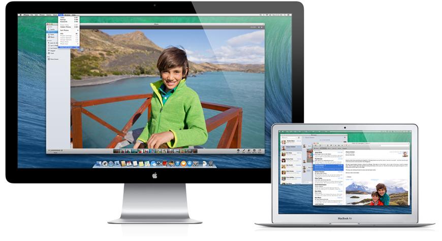 OS X Mavericks Download