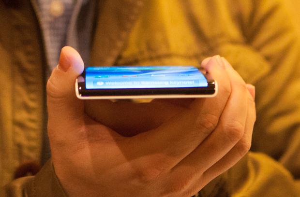 Samsung Galaxy Round Release Date