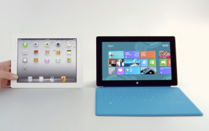 iPad Vs. Surface Microsoft Office
