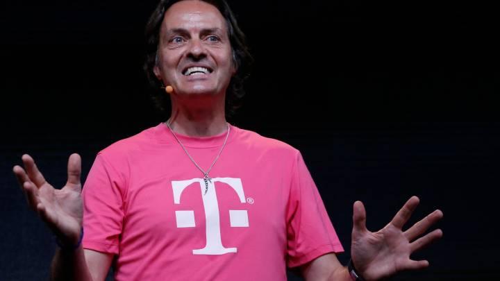 T-Mobile CEO Legere Interview