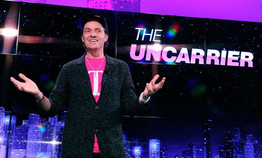T-Mobile Earnings Release