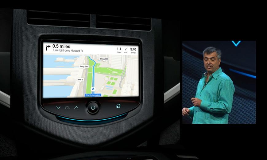 Apple iOS In Car Market Share