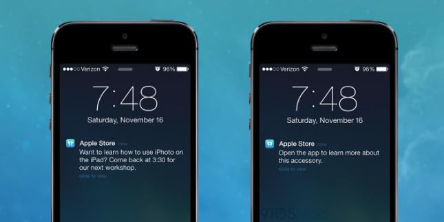WWDC 2014: Apple iBeacon