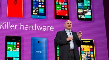 iOS Windows Phone Enterprise Adoption