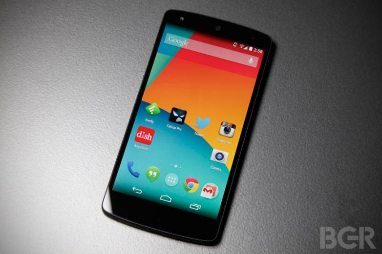 Google Nexus 5 Sales