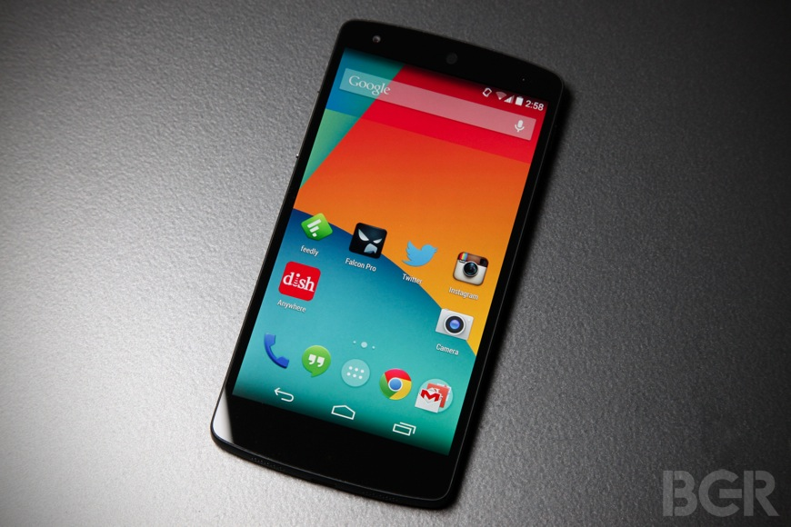 Google Nexus Discontinued