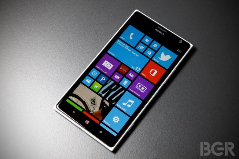 Dual-booting Android Windows Phone Smartphones