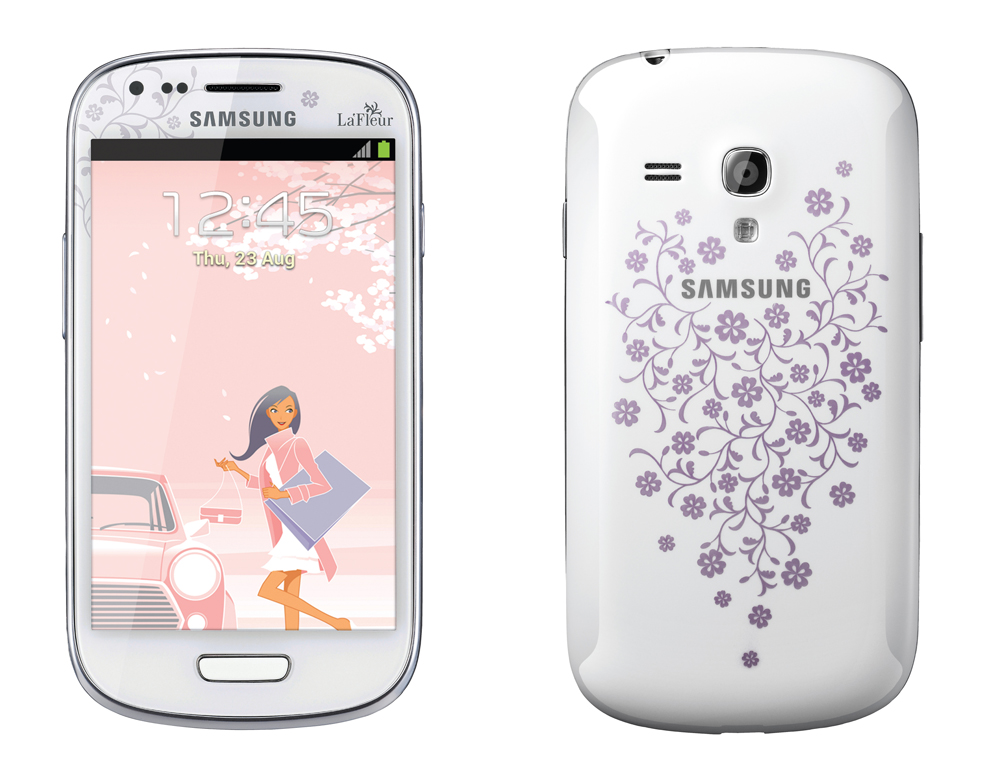 Samsung Galaxy S4 Mini La Fluer