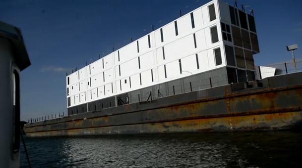 Google Barges Details Revealed