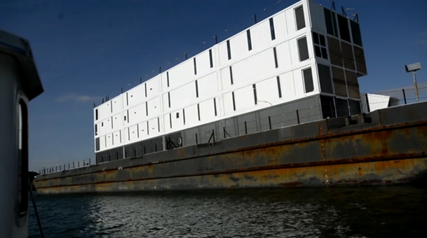 What Are The Google Barges