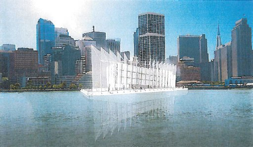 google-barge