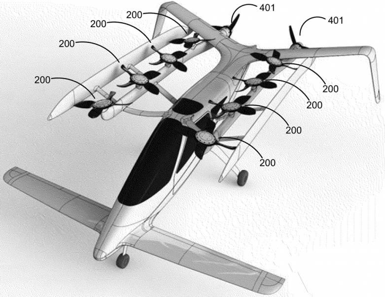 Google Flying Car Rumor