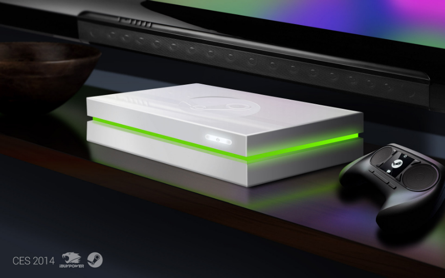 iBuyPower Steam Machine